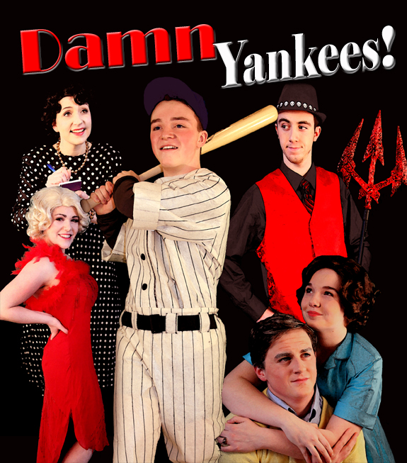 Damn Yankees! Lead photos